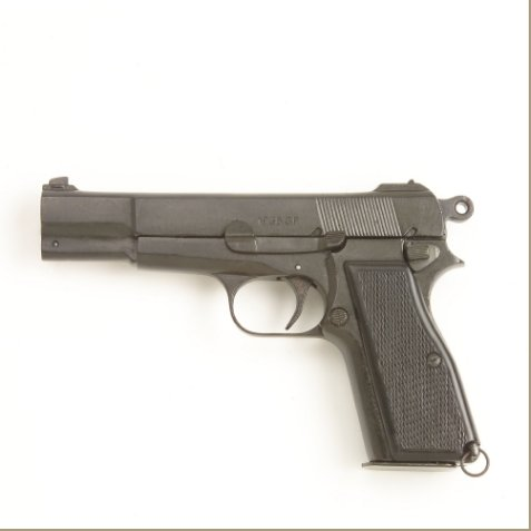 Replica Hp Non-Firing Pistol