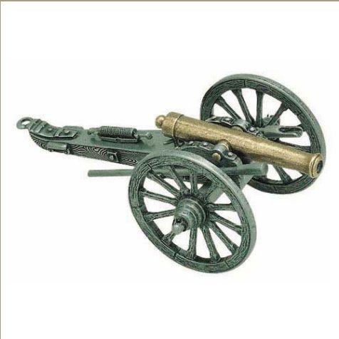 Civil War Miniature Cannon
