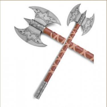 Medieval Valkyrie Battle Axe