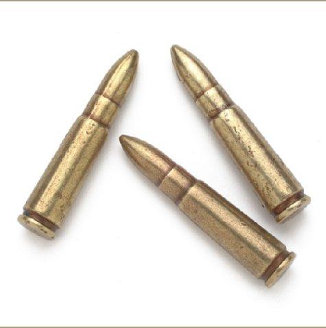 Replica Ak-47 Bullets