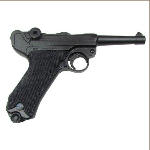 Replica Denix German Luger Parabellum P-08 WWI - WWII Non-Firing Replica
