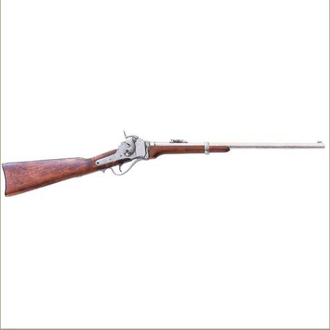 Civil War 1859 Sharps Carbine Antique Grey Finish