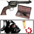 Old West Replica Blued Finish M1873 Army Pistol Cap Pistol