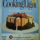 Cooking Light Magazine-April 2007-Sweet signs of spring FREE SHIPPING!