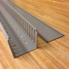 """8 NEW 3"""" X 3"""" X 39"""" OPEN SLOT WIRE DUCT/CABLE RACEWAY/TRUNKING PANDUIT STYLE"""