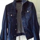 """""""used vintage"""" UNISEX demin jacket MED, BLUE"""