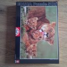 brand new lioness and her cubs EDUCA PUZZLE 500