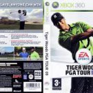 TIGER WOODS PGA TOUR 09 XBOX 360