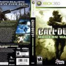 CALL OF DUTY Modern Warfare4 XBOX 360