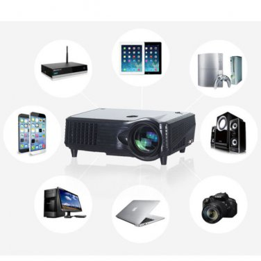 1080 FULL HD ULTRA BRIGHT AND QUIET PROJECTOR (unwanted gift)