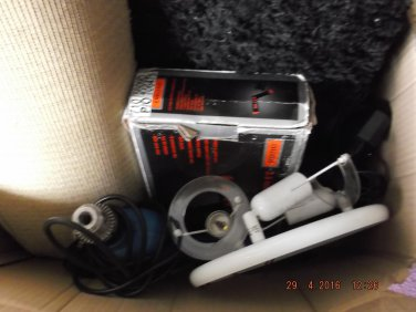 HOUSEHOLD ESSENTIALS (very useful) of EXCESS PURCHASE AND UNWANTED GIFT SALE LOT 34