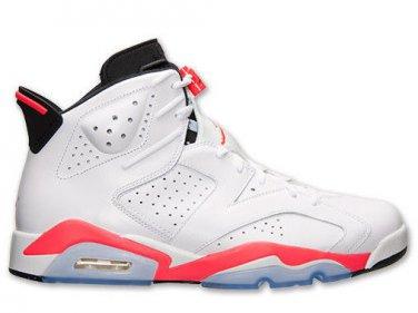 Air Jordan Retro 6 VI Infrared 2014 Brand New DS 384664 123