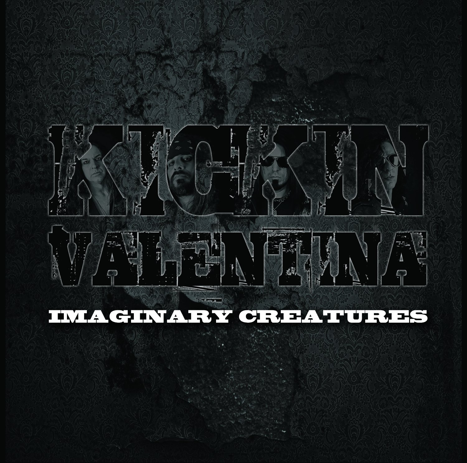 Imaginary Creatures CD - Signed