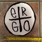 ERGO Clothing Sticker Decal Pants Cross Jacket Snowboard Mens Skateboard Surf Womens 5