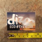 DIZM Eyewear Sticker Decal - Ocean - Surf Sunglasses Goggles Snowboard Skate Eco 1