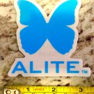 Alite Chairs Sticker Decal - Butterfly - Sleeping Bags Backpack Climbing Hiking Camping Hunting