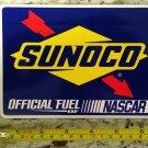 "6"" Sunoco Fuel Racing Contigency Decal Bumper Sticker NHRA SCCA NASCAR GASSER"