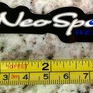 "4"" Neosport Wetsuits Sticker Decal Wakboard Surf Wet Suit SUP Kayak Neo Sport"