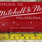 Mitchell & Ness Sticker Decal Jersey Apparel Nostalgia NFL NBA NCAA MLB NHL Football