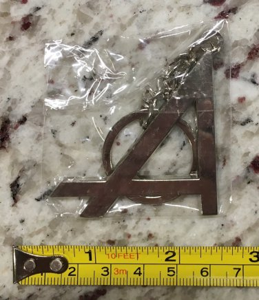 Alps Mountaineering Keychain Key Chain Tent Sleeping Bag Air Pad Hiking