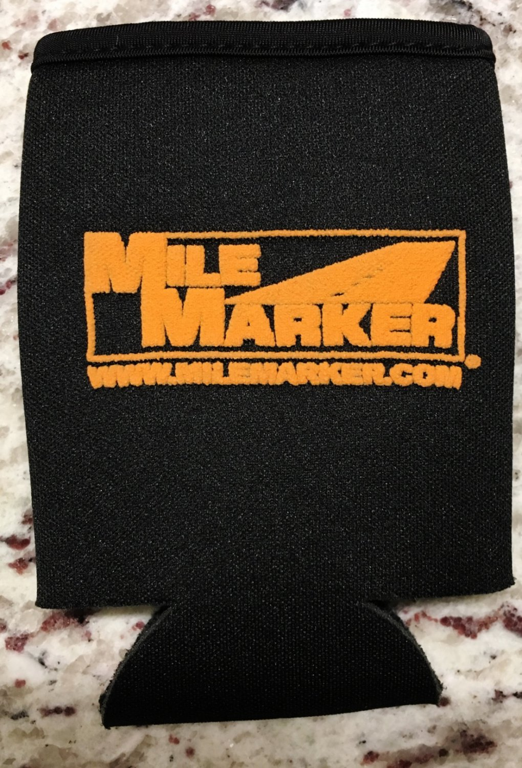 Mile Marker Coozie Koozie Jeep Recovery Gear Accessories Racing Offroading 4x4 Decal
