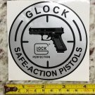 Glock Sticker Tactical Pistols Gear Decal Hunting Rifles Targets Deer Ammo Guns