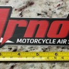 """9"""" Arnott Sticker Decal Motorcycle Air Suspension Auto 4x4 Truck Racing"""
