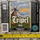 Ninkasi Brewing Label Tripel Ale Shift Beer Brewery Bicycle Colorado