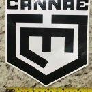 Cannae Sticker Pack Tactical Gear Decal Optics Scope Jacket