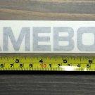 Gamebore Sticker Decal DIE CUT Shotgun Chokes Game Load Stocks Guns Rifle Tactical