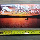 Bending Branches Sticker Decal Paddles Footwear Kayak SUP Canoe Surf Whitewater