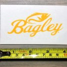 Bagley Sticker Decal Baits Fishing Bass Duck Hunting Deer Tree