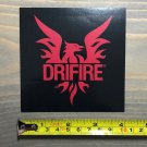 "4"" DriFire Sticker Tactical Apparel Flame Resistant Gear Decal Guns Rifle"
