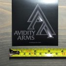 Avidity Arms Sticker Handguns Tactical Decal Stock Sights Guns Pistol