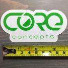 Core Concepts Sticker Decal Logo Road MOUNTAIN BIKE MTB CYCLE BMX 2