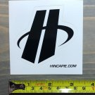 Hincapie Sticker Decal Cylcling Tour Black Jersey MOUNTAIN BIKE MTB ROAD Tri TDF