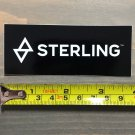 Sterling Rope Sticker Decal Climbing Gear Black Hiking Carabiner Ice Tool Cams