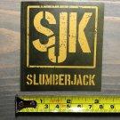 Slumberjack Sticker Decal Camping Climbing Hiking Sleeping Bag Tent Stuff Sack