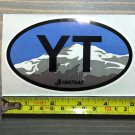 Yaktrax Sticker Decal Traction Hiking Ice Snow Climbing Traction Yak Tracks