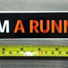 Ironman Timex Sticker Watches Decal 26.2 13.1 Marathon Running I AM A RUNNER Half