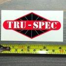 Truspec Sticker Tactical Apparrel Gear Decal Guns Rifle Tru Spec