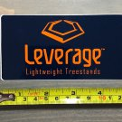 Leverage Tree Stands Sticker Decal Hunting Blinds Camping Tools Hiking Backpacking Outdoor
