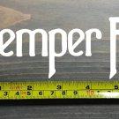 "Semper Fi Sticker Decal Come And Take It Marine Crops Molon Labe 5.5"" Die CUt XO Tactical 2"