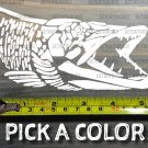 "Musky Sticker Decal Muskie 5.5"" Northern Pike Die Cut Hunter Fly Fishing XO"