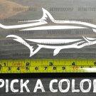 "Tarpon Sticker Decal Fish 5.5"" DIE Cut Yeti Fishing Costa Pelagic AFTCO Orvis XO"