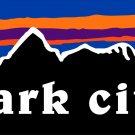 Park City Sticker Decal Mountain Ski Utah Snow Bird Alta The Canyons Brighton PO