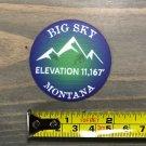 Big Sky Sticker Decal Montana Ski Snowboard Mountain Get Lost In PO