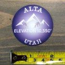 "Alta Utah Sticker Decal 2"" Ski Snowboard Mountain Solitude Deer Valley Park City PO"