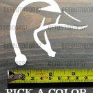 "Duck Sticker Decal 3.5"" Sitka Gear Deer Fishing Mojo Drake Simms Tanglefree XO"