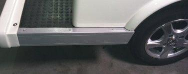 2208200081 - Rear Row Aluminum Edge Trim Cap Right Hand
